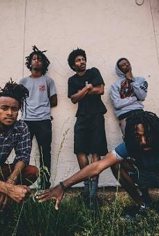 Hip-hop collective MME.