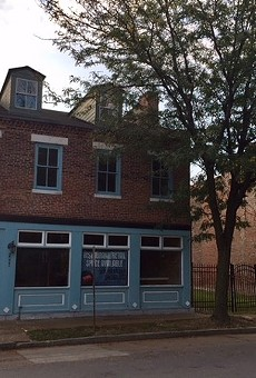 The DogHaus, Soulard's dog-friendly bar, has partnered with Plantain Girl for its food service.