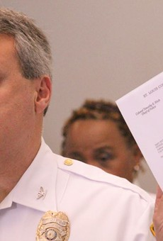 Ex-St. Louis County Police Chief Tim Fitch says the case 'begs' for the death penalty.