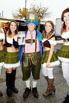 Expect beer and dirndls galore at the first-ever Great North American Oktoberfest next Fall in St. Louis.