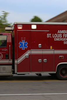 St. Louis Man Found Lying in Middle of Road Steals Ambulance When Taken to Hospital