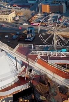 Watch This Drone Pilot Navigate Inside St. Louis' City Museum