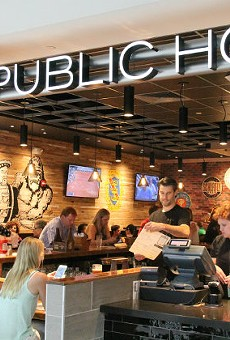 Three Kings Public House is one of the best airport bars in the country.