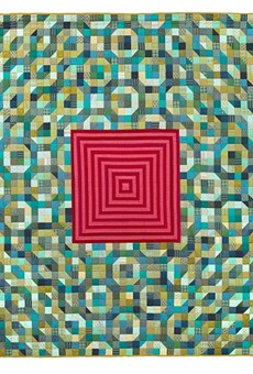 The Sum of Many Parts: Quiltmakers in Contemporary America