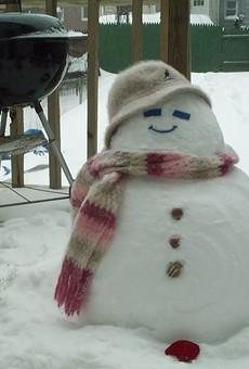 Polar Vortex Will Make St. Louis Weather Colder Than a Snowman's Balls Next Week