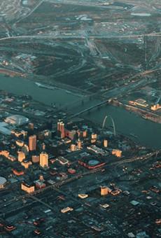 Just look at that bustling metropolis!