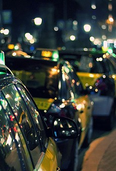 Taxis may remain the only real option for St. Louis passengers.