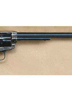 An audit of Gasconade Sheriff's Office revealed a bill for a replica (similar to this one) of Wyatt Earp's revolver.