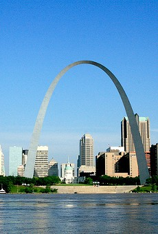 St. Louis: so pretty, and yet so filled with homicides.