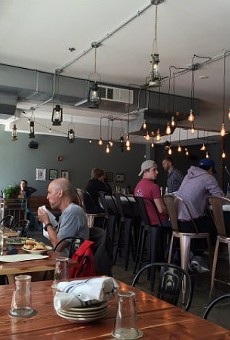 Retreat Gastropub, which is now open in the Central West End.