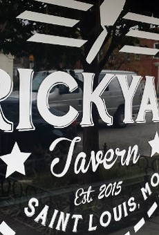 Brickyard takes over the spot that previously held the martini bar Absolutli Goosed.