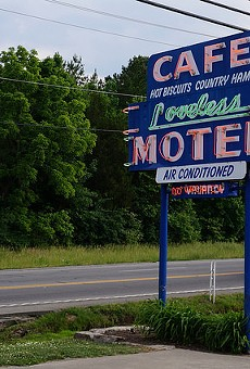 Loveless Cafe: A Nashville classic we wouldn't mind seeing here.