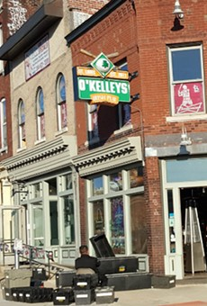 O'Kelley's before its transformation.