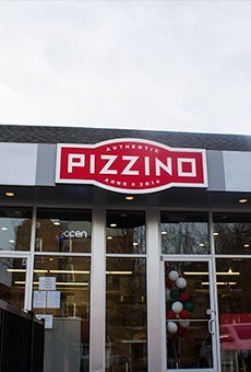 Pizzino's last day of service will be December 5th.