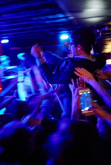 St. Louis' Foxing played a sold-out show at the Firebird this week. Where were you?