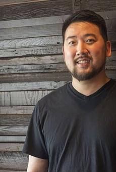 David Choi, who owns Seoul Q and Seoul Taco.