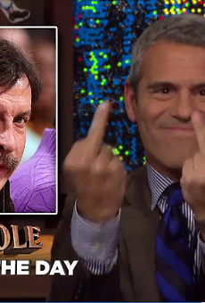 Andy Cohen Has a Few Choice Words for Stan Kroenke