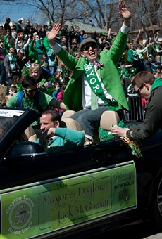 The Dogtown Parade: It doesn't get any more fun than this.