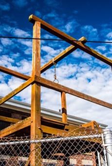 Today Benton, Illinois, has a replica of the gallows where Charlie drew his last breath.