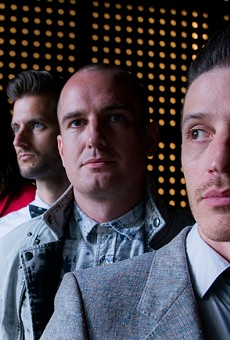 Mutemath will perform at the Ready Room on Tuesday, April 5.