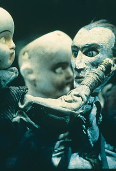 The Quay brothers' films have inspired no less than Christopher Nolan. They screen at Webster U. all weekend.