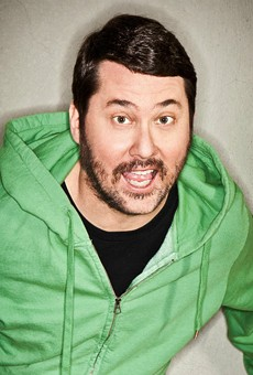 Doug Benson, hater of mayonnaise, lover of movies.