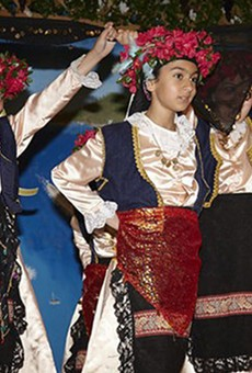 The St. Louis County Greek Fest kicks off tonight in Town & Country