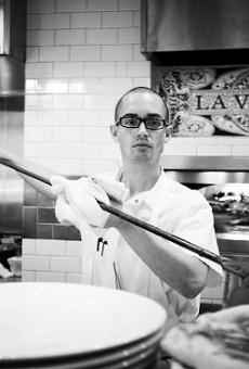 Brasserie's new executive chef, Brian Moxey.
