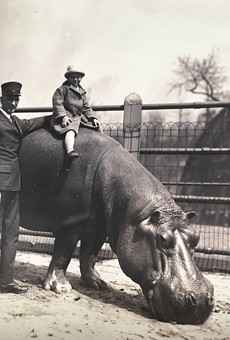 The Saint Louis Zoo was a very different place 100 years ago.