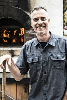 Barry Kinder is now manning the ovens at Grove East Provisions.