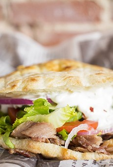 Try a doner kebab at J's Pitaria, one of the many Bosnian businesses still flourishing in Bevo Mill.