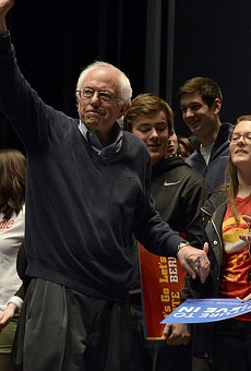 Bernie Sanders: Vanquished as a candidate, he hopes the revolution continues.