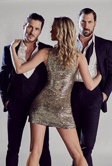 Maks and Val: Hot and hotter.