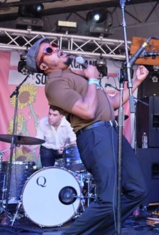Durand Jones and the Indications at Mohawk