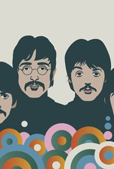 The Beatles' only concert in St. Louis was a downer.