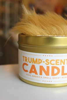St. Louis-Made Trump-Scented Candle Is the Classiest Candle of All Time