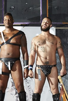 JJ's Clubhouse has long been host to the Mr. Midwest Leather competition.