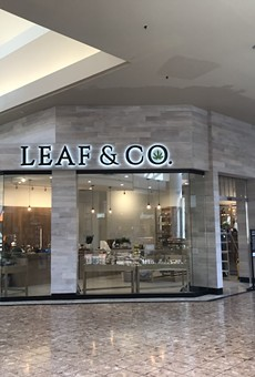 Leaf & Co. is offering an upscale CBD experience at the St. Louis Galleria.