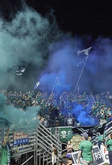 The St. Louligans aren't your father's fan club.