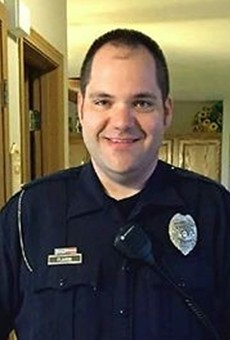 Ballwin Police Office Mike Flamion