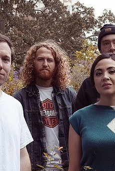 """Wired Names American Wrestlers' Latest One of Six """"Must-Listen"""" Albums of November"""