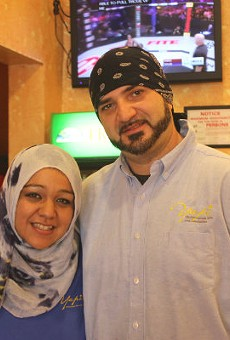 Lisa and Armin Grozdanic just may be serving the city's best cevapi at Yapi's Mediterranean Grill.