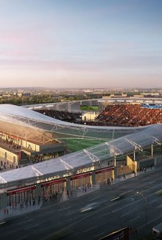 How much public money is worth spending on an MLS stadium?