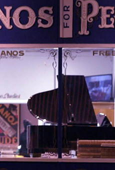 Pianos for People's Cherokee Street storefront