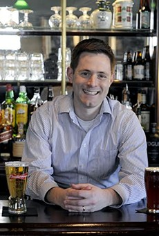 Joe Jovanovich carries on his family's legacy at the Pat Connolly Tavern.