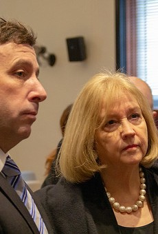 The resignation of County Executive Steve Stenger has set off some frantic activity.
