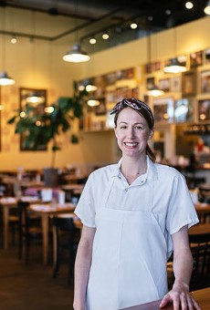 Jai Kendall is enjoying to get to know St. Louis' tight-knit restaurant community.