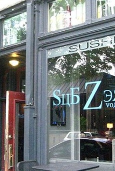 SubZero Vodka Bar is located in the heart of the Central West End.