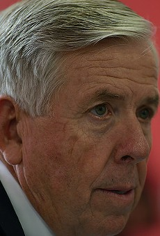 Governor Mike Parson signed a sweeping abortion ban into law today.