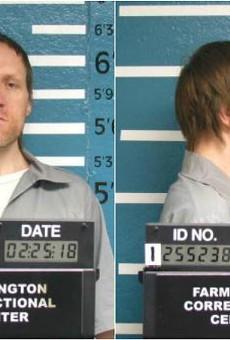 Edward Terry has a long criminal history.